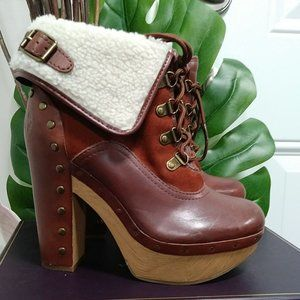 Lucky Brand Tanner Boots 7M
